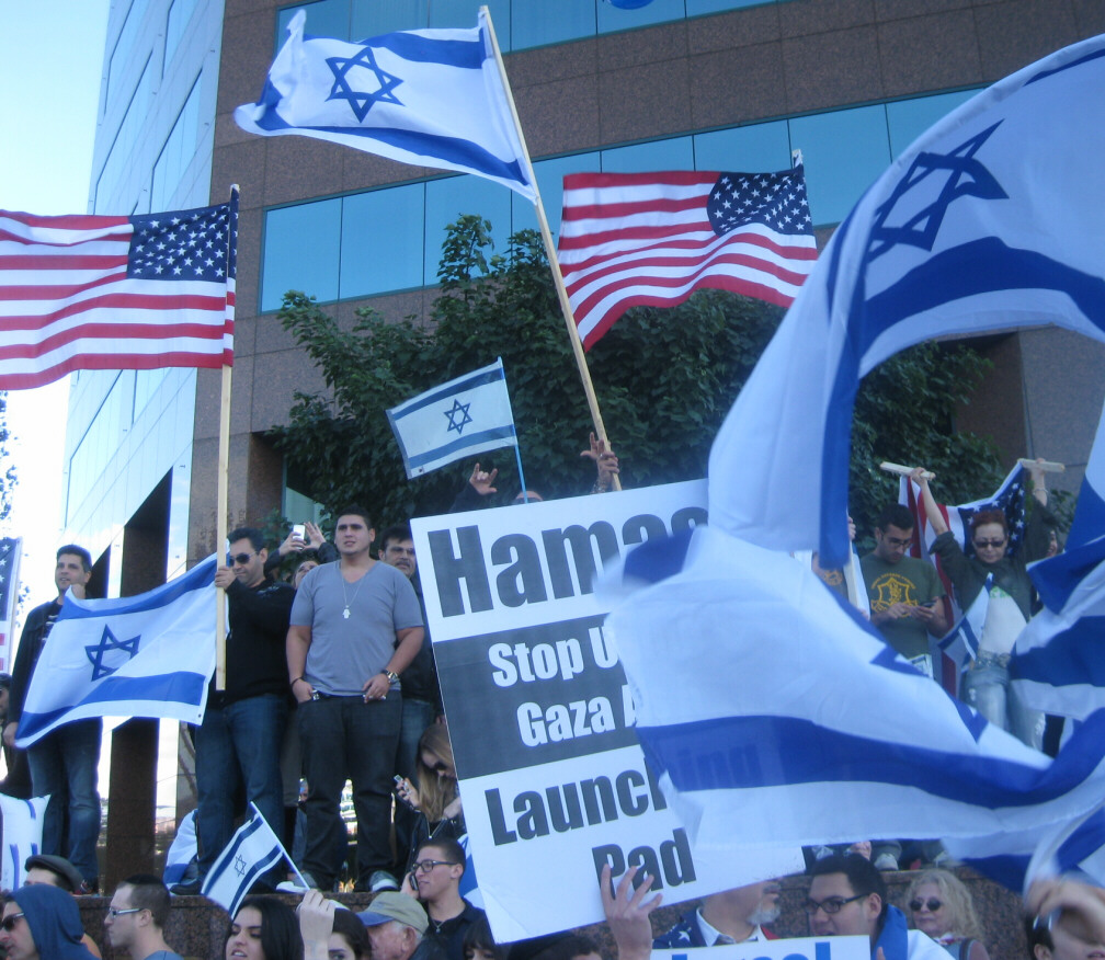 click here to see a short video of the Rally for Israel in Westwood 11/18/12  where around 3,000 showed up at short notice to give enthusiastic support for Israel